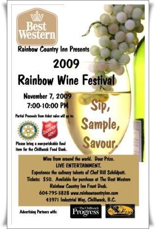 The Wine Festival Poster-2