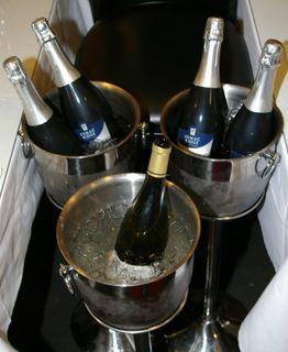 Tribute Non Vintage by Sumac Ridge Estate Winery