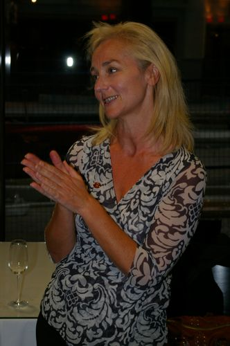 Art Institute of Vancouver and Canadian top WSET Diploma grad Sharon McLean says a few words