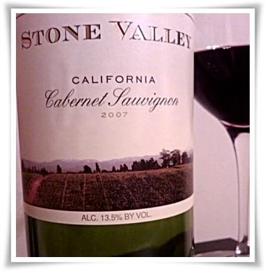 Stone valley cab sauv-a