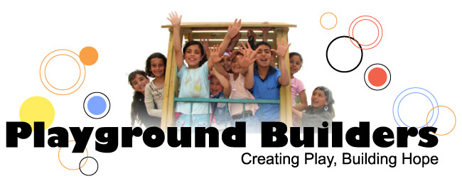 Click here to find out more about Playground Builders!