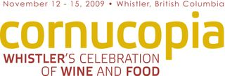 Cornucopia: Whistler's Celebration of Wine and Food!
