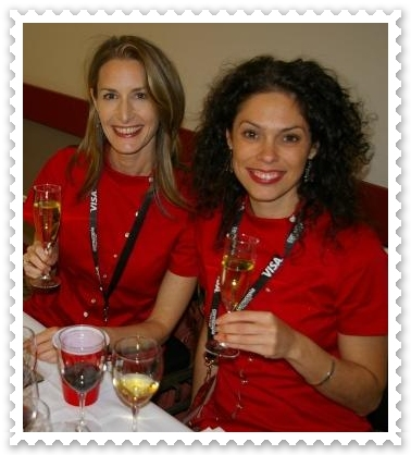 House Wine Gals-Michaela Morris and Michelle Bouffard