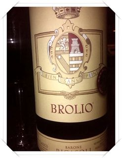 BROLIO CHIANTI CLASSICO 2007