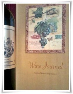 2005 Palmer Alter Ego and Wine Journal