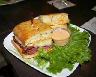 Rueben Sandwich extraordinaire