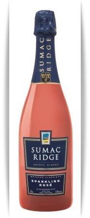 Sumac Ridge Sparkling Rosé, NV