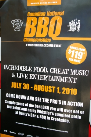 The sign says it all: incredible food, great music & live entertainment