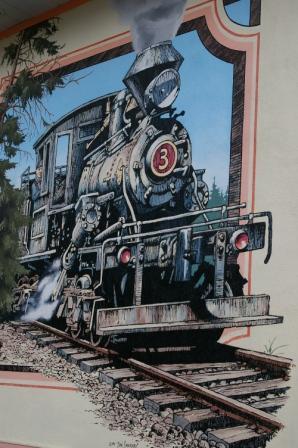 WALLACE TRAIN