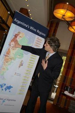 Iain Philip takes us through the regions of Argentina