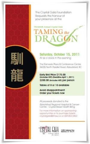 Crystal Gala 2011-->Taming the Dragon