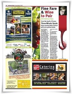 My City Wine Column May 2011