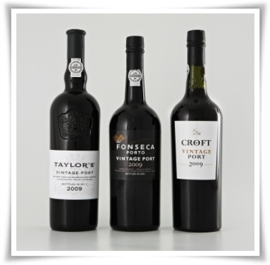 A Tempting Trio of 2009 Vintage Port