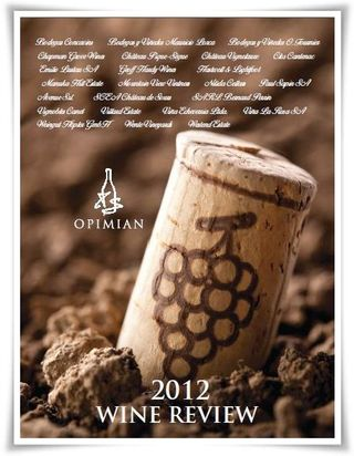 Opimian Wine Review 2012
