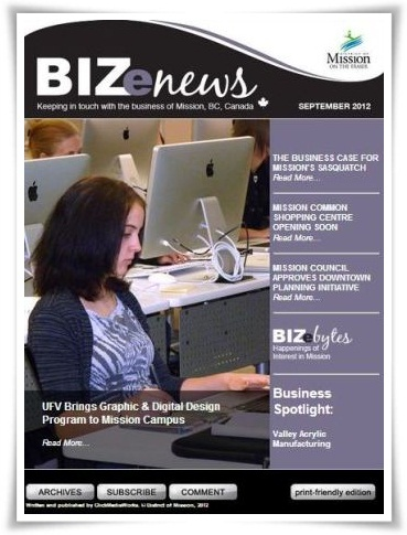 BIZeNews-Issue 4-Sept 2012