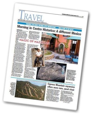 Travel - Mazatlan