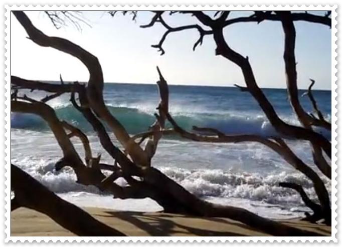 Beach 69 in Hawai'i