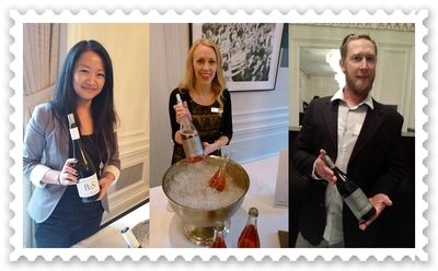 Haywire and BS wines at Hawksworth