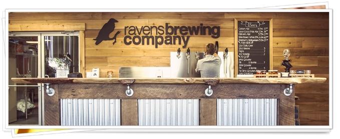 Ravens Brewing Company-Tasting Bar