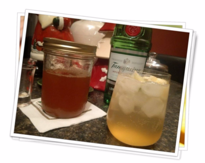 Home-made Tonic