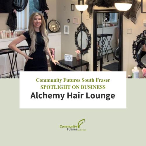 CFSF - SPOTLIGHT - ALCHEMY HAIR LOUNGE